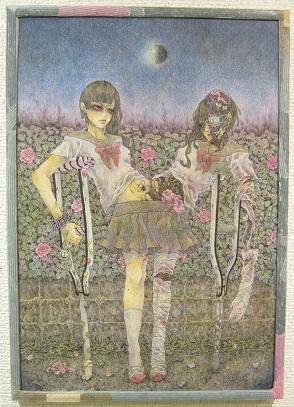 ゾンビ展~ Art of the Living Dead~ その3 _e0134502_18584199.jpg