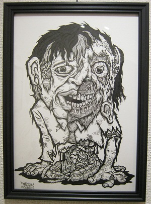 ゾンビ展~ Art of the Living Dead~ その3 _e0134502_192285.jpg