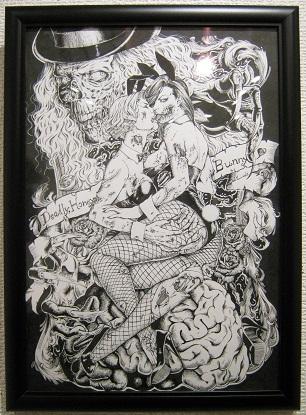 ゾンビ展~ Art of the Living Dead~ その3 _e0134502_1991916.jpg