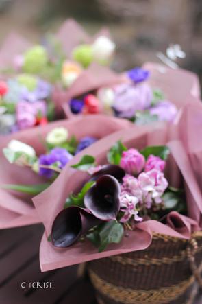 卒園式・卒業式のお花_b0208604_84412.jpg
