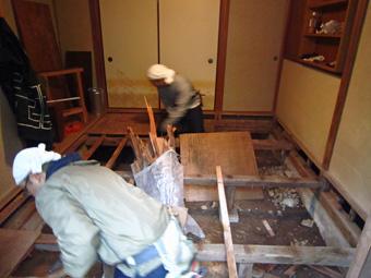 ある鎌倉の小さな家の小さなリフォーム その5_c0195909_11465449.jpg