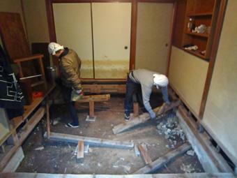ある鎌倉の小さな家の小さなリフォーム その5_c0195909_11471683.jpg