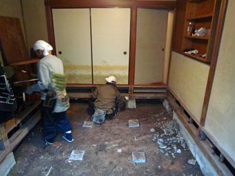 ある鎌倉の小さな家の小さなリフォーム その5_c0195909_11473046.jpg