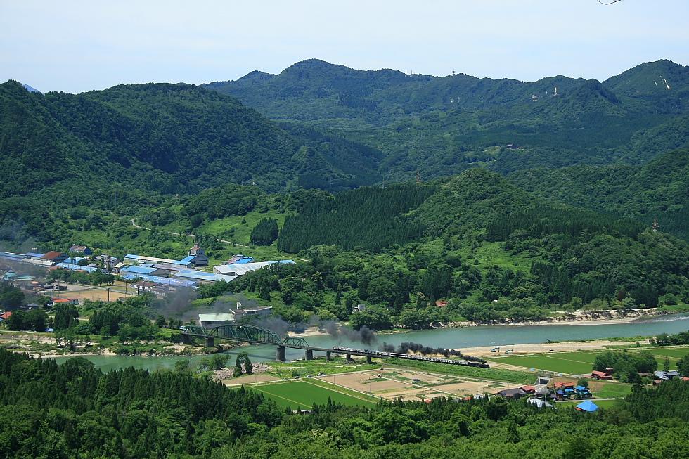 青い屋根の風景 - 2012年・磐西 -  _b0190710_2385414.jpg