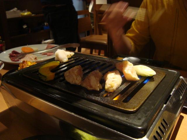 西荻窪「焼肉 よね新一代」へ行く。_f0232060_1555996.jpg
