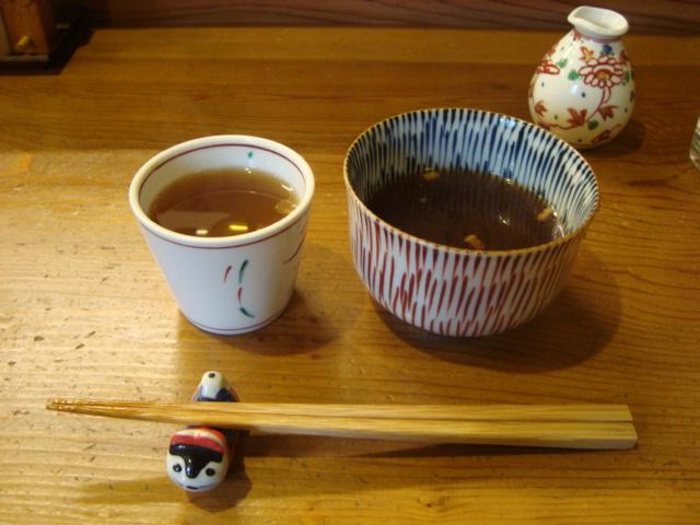 神楽坂「巽蕎麦 志ま平」へ行く。_f0232060_18383076.jpg