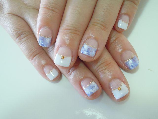 Marble Nail_a0239065_9593236.jpg
