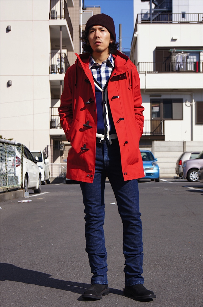 """N.HOOLYWOOD\"" Compile Line S/S 2013 styling._f0020773_2164090.jpg"