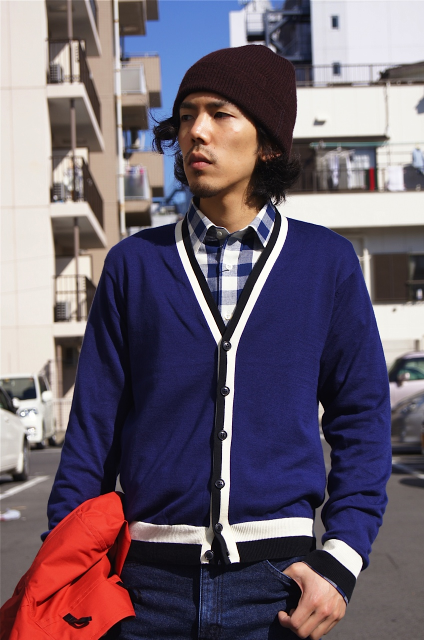 """N.HOOLYWOOD\"" Compile Line S/S 2013 styling._f0020773_217137.jpg"