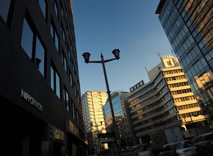 宿泊先のホテルの窓からは東京タワーもチラリと...._b0194185_23152770.jpg
