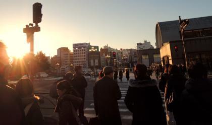 宿泊先のホテルの窓からは東京タワーもチラリと...._b0194185_23194862.jpg