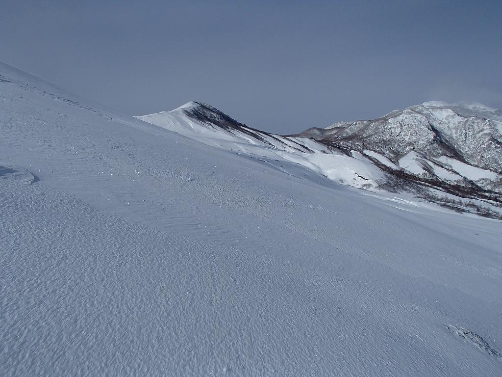 1月28日、樽前山-その2-_f0138096_12355427.jpg