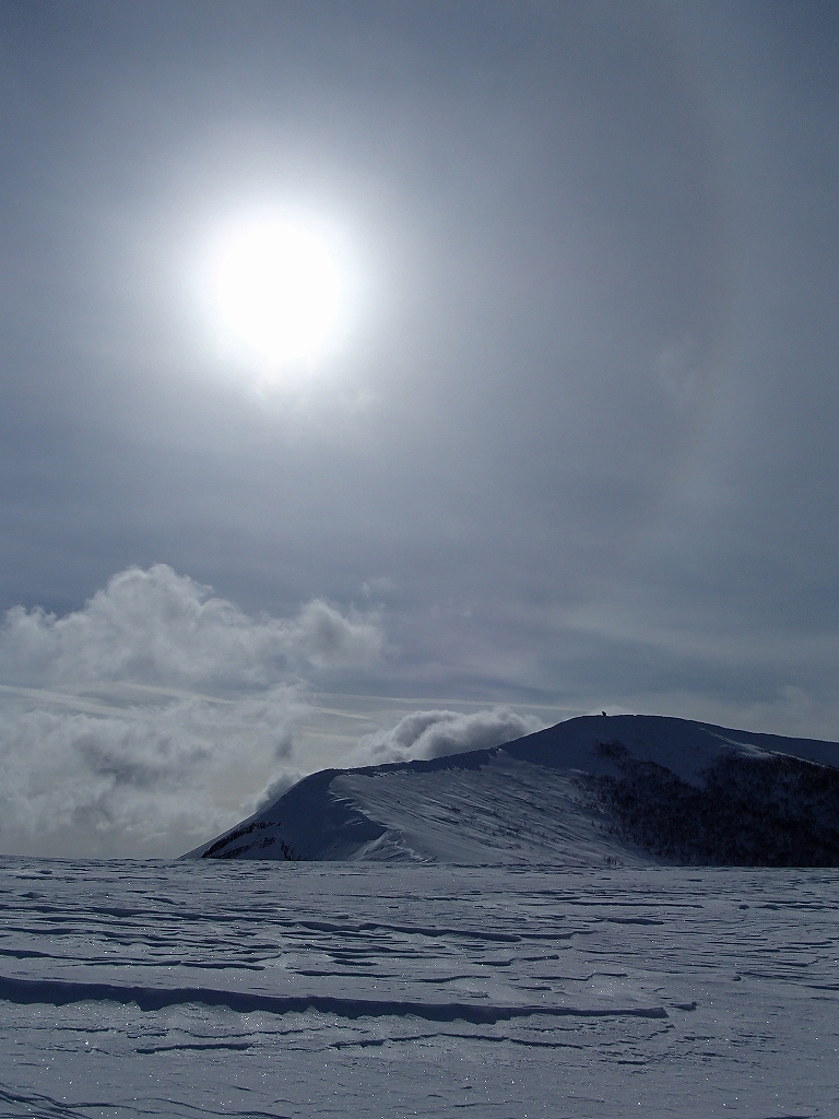 1月28日、樽前山-その2-_f0138096_1237125.jpg