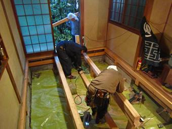ある鎌倉の小さな家の小さなリフォーム その6_c0195909_1161230.jpg