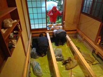ある鎌倉の小さな家の小さなリフォーム その6_c0195909_1162128.jpg