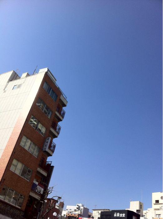 ええ天気ですね。_d0227059_15405033.jpg