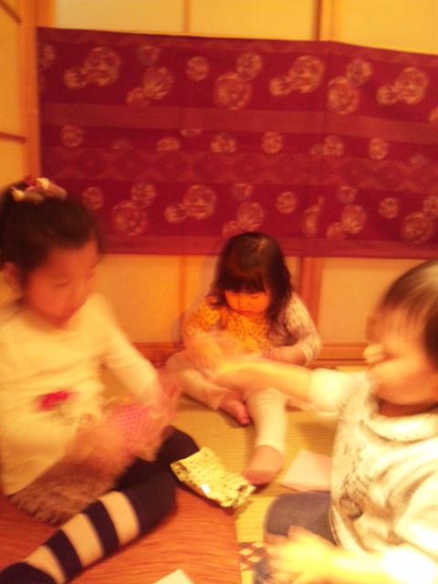 2日目夕食〜♪_c0164268_426414.jpg