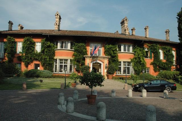 LuganoのVilla Principe Leopoldo Hotel & SPA_f0083294_19441877.jpg
