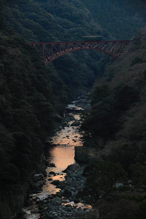 白川第一橋梁(南阿蘇鉄道)_e0135098_0153682.jpg