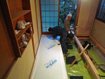 ある鎌倉の小さな家の小さなリフォーム その7_c0195909_13425927.jpg