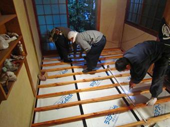 ある鎌倉の小さな家の小さなリフォーム その7_c0195909_13444663.jpg
