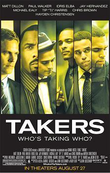 テイカーズ Takers : 映画!That'...