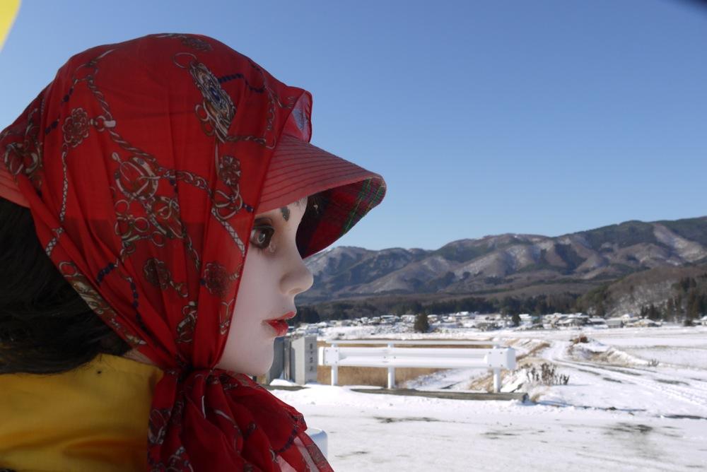 冬の日差しに輝く者_d0001843_23251888.jpg