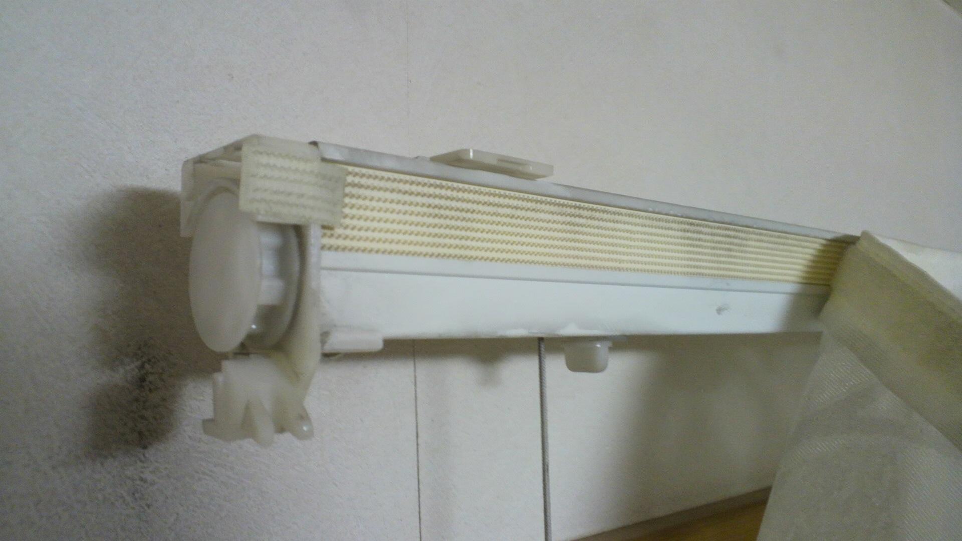 トーソー・ローマンシェードの修理。_c0157866_1373345.jpg