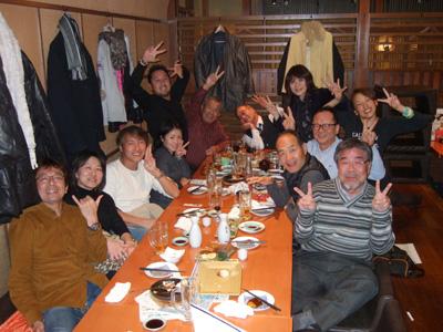 新年会第2弾*名古屋編                NAGOYA_e0184067_197426.jpg