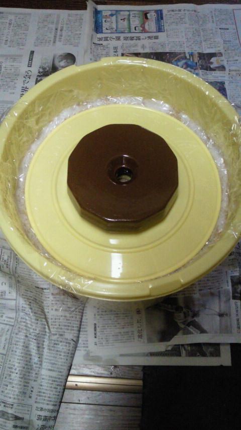 味噌作り☆とっても美味しそうな絵本「きょうのごはん」_e0160269_64489.jpg