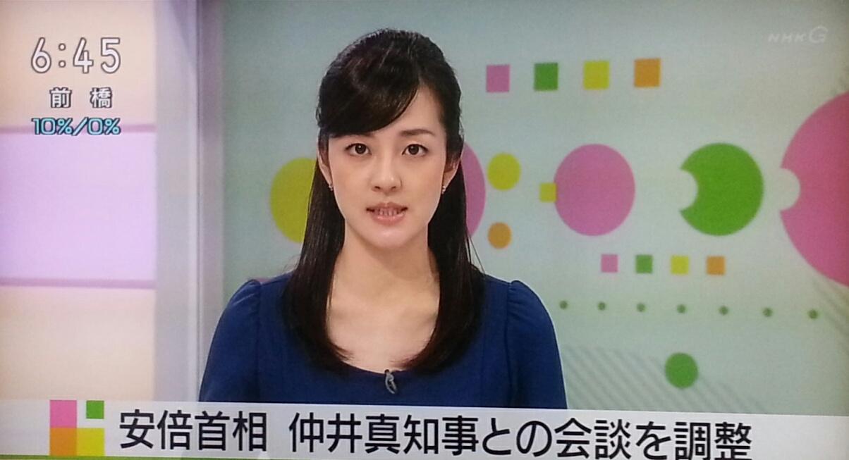 お誕生日おめでとう NHKおはよう日本 まちかど情報室_b0042308_1315842.jpg