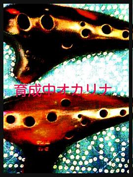 【アルバム】土の笛オカリナで奏でる名曲とバラードの制作_b0183113_1945477.jpg