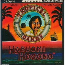 細野晴臣 「TROPICAL DANDY」 (1975)_c0048418_1955992.jpg