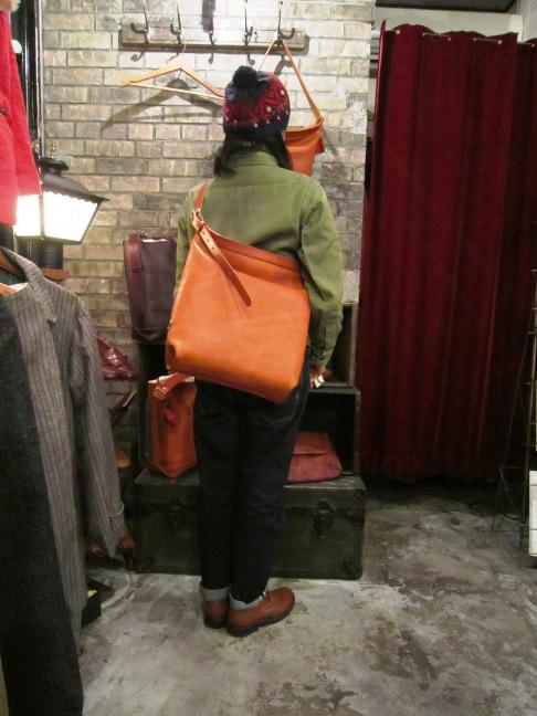 "SLOW \""bono (Wrap Shoulder Bag)\"" ご紹介_f0191324_100179.jpg"