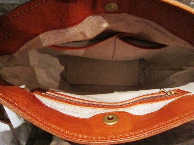 "SLOW \""bono (Wrap Shoulder Bag)\"" ご紹介_f0191324_9581975.jpg"
