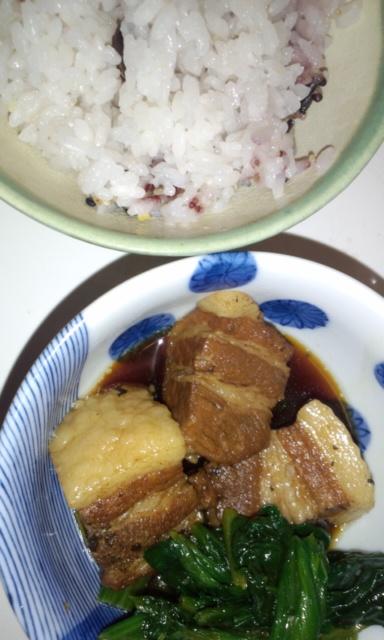 料理。角煮〜_e0114246_782352.jpg