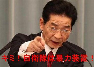 安倍首相「国防軍・憲法改正」に意欲_a0103951_6354558.jpg