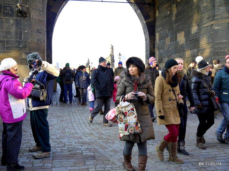 プラハ 8 カレル橋から旧市街へ_a0092659_14163033.jpg