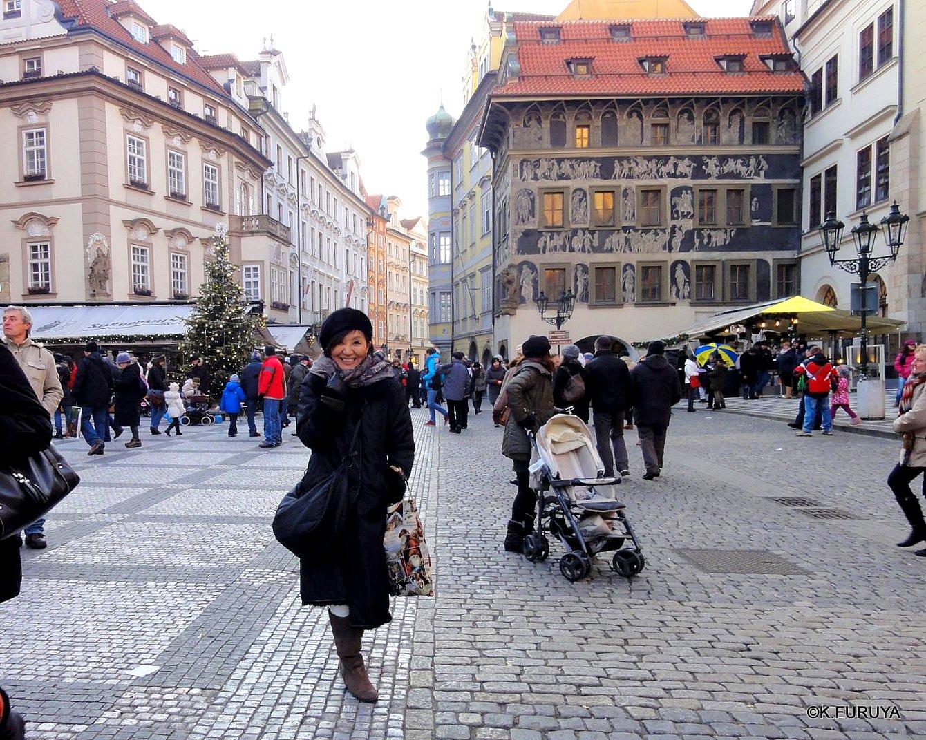 プラハ 8 カレル橋から旧市街へ_a0092659_20302532.jpg