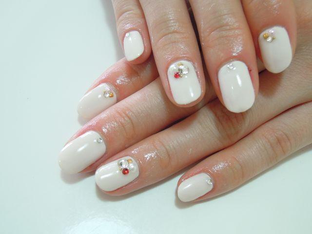 Pink Nail_a0239065_14584735.jpg