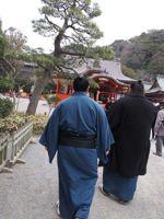 鎌倉…なたやさん、おかあさんみたいな人でした。_d0266681_8492694.jpg