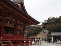鎌倉…なたやさん、おかあさんみたいな人でした。_d0266681_8493989.jpg