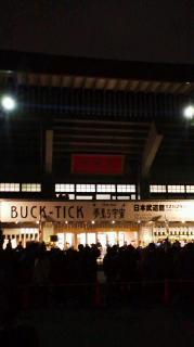 2012/12/23 BUCK-TICK  日本武道館_d0144184_171583.jpg