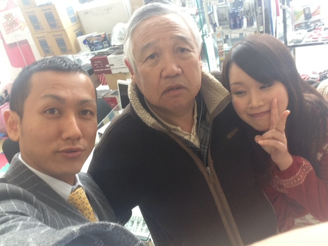 福の神 工藤会長 ご来店^_^_b0127002_1038166.jpg