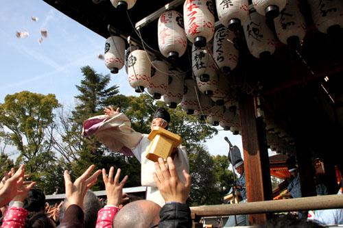 節分祭1 壬生寺・八坂神社_e0048413_17482515.jpg