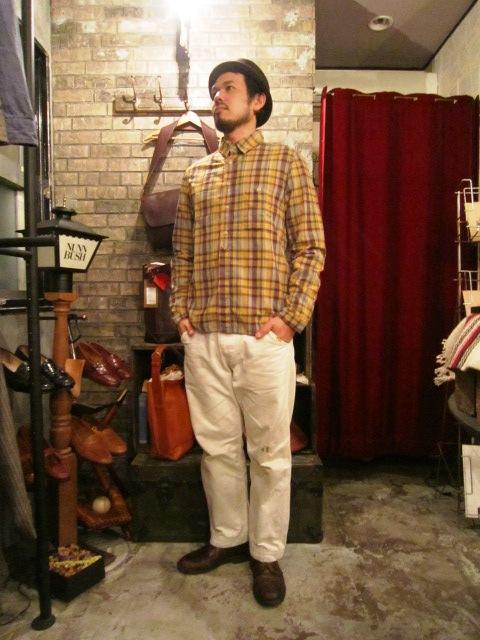 "Jackman \""Baseball Shirts\"" ご紹介_f0191324_9331686.jpg"