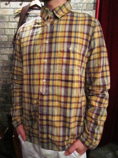 "Jackman \""Baseball Shirts\"" ご紹介_f0191324_933969.jpg"