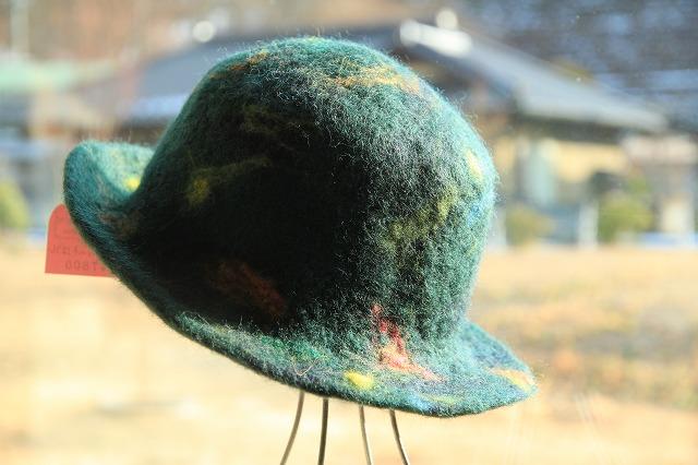 みずがき湖でフェルト帽子を・・・_b0100253_15225062.jpg