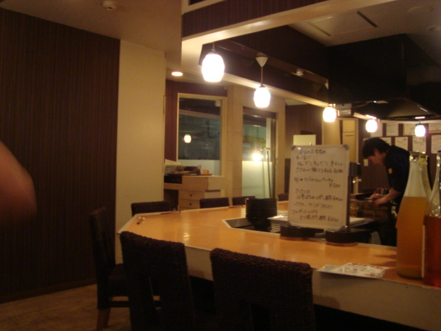 阿佐ヶ谷「横鍋JAPAN」へ行く。_f0232060_255395.jpg