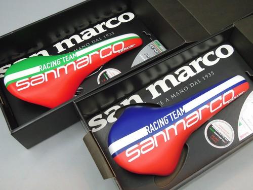 製品のご紹介 SANMARCO サドル 他_d0174462_174274.jpg